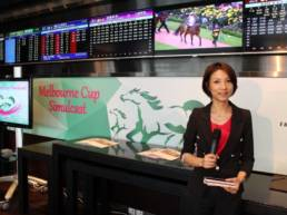 Hong Kong Jockey Club Melbourne Cup Simulcast