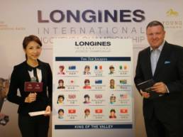 HKJC LONGINES INTERNATIONAL RACES PRE PARTY