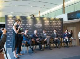 LONGINES MASTERS OF HONG KONG PRESS CONFERENCE 2016 1